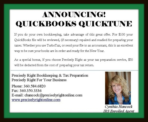 Quicktune Advertisement